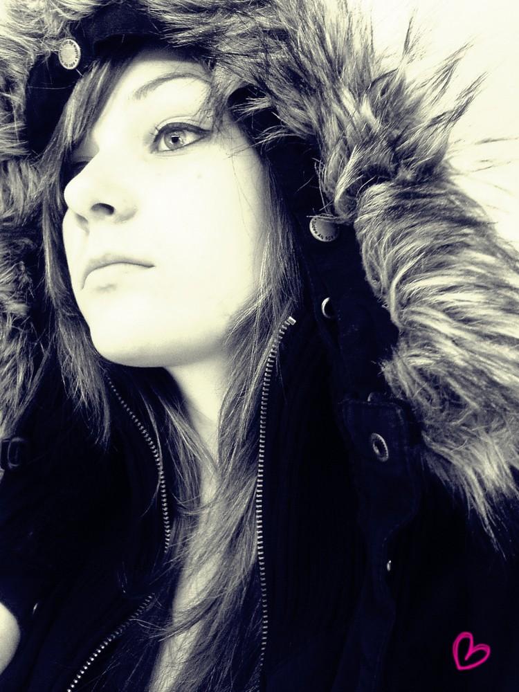 Ich im Winter ;)