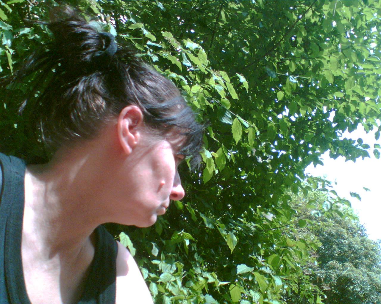 ich in Kassel August 2010