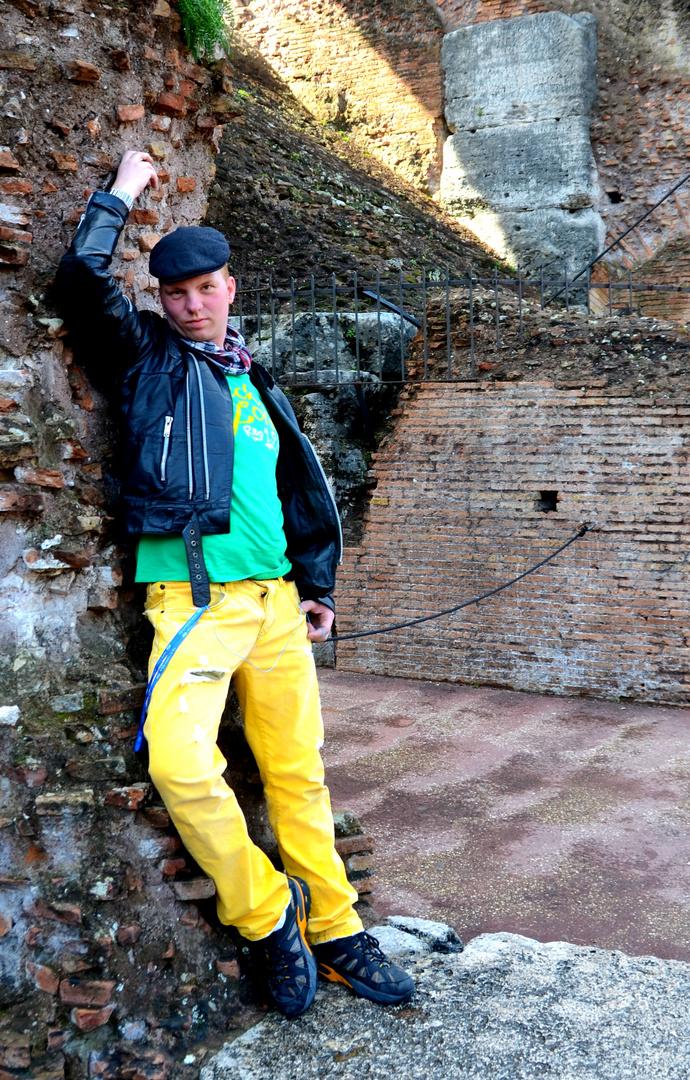 Ich in Rom.. Colloseum