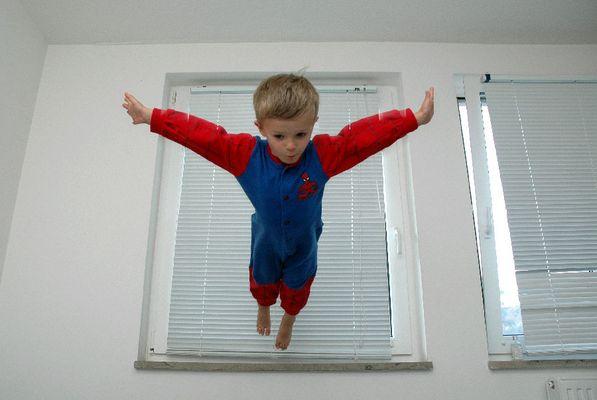 ich kann fliegen