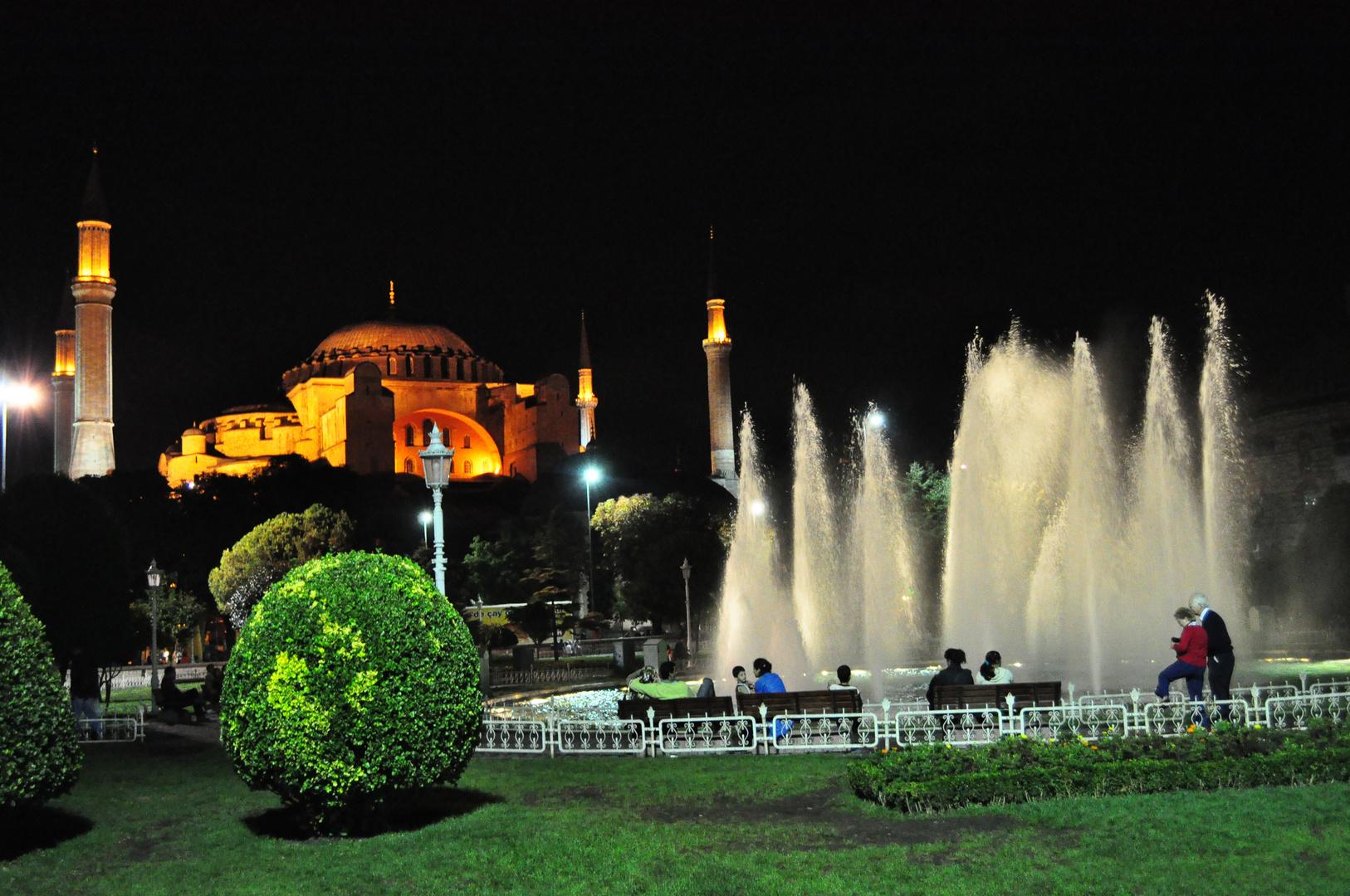 Ich komme Istanbul