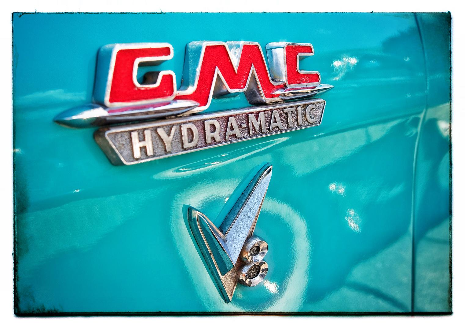 Ich liebe alte amerikanische Cars