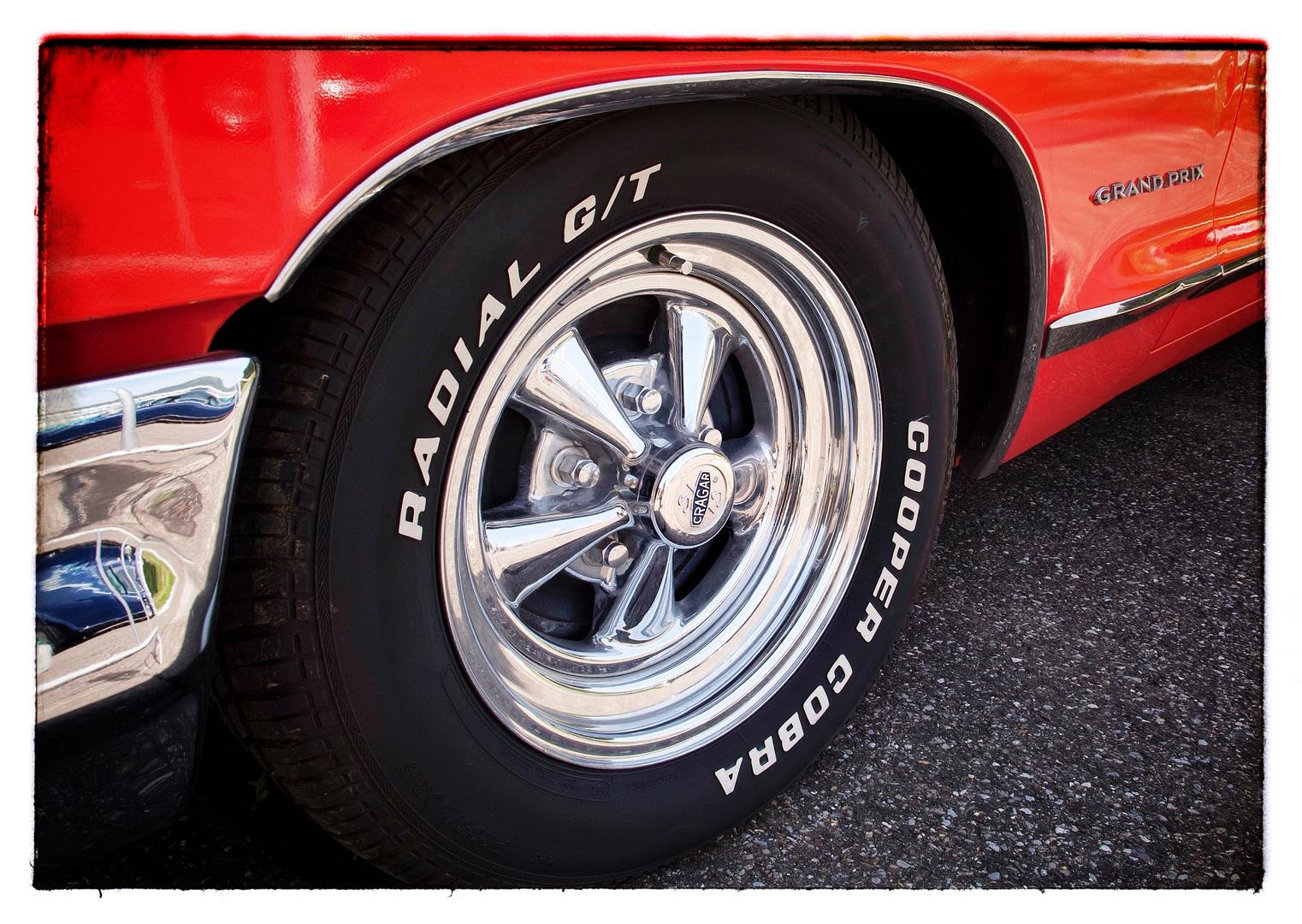 Ich liebe alte amerikanische Cars, die zweite