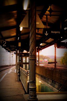 Ich liebe Bahnhöfe