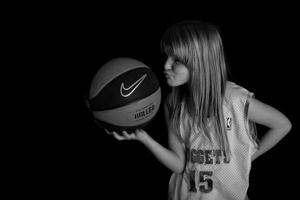 Ich liebe Basketball!