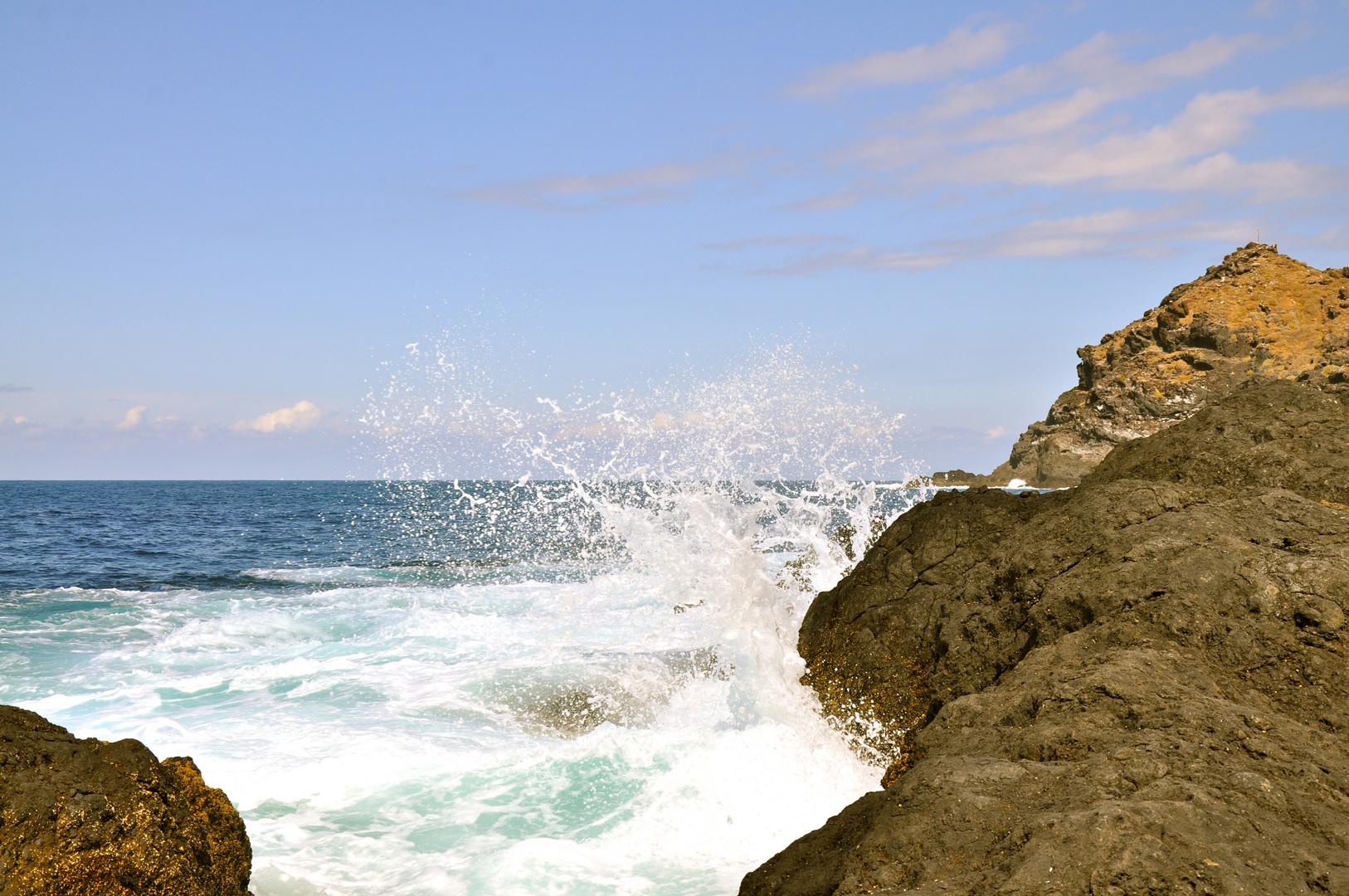Ich liebe das das Meer