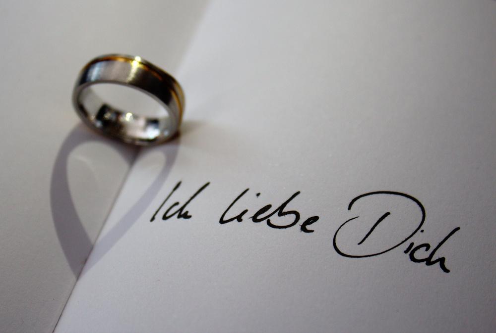 Ich liebe Dich! Foto & Bild   emotionen, romantik