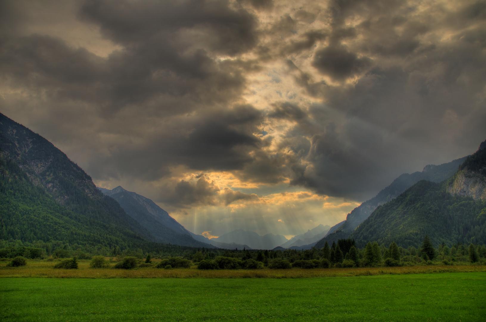 Ich Liebe die Alpen