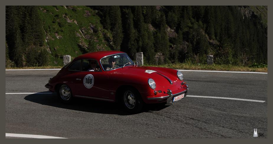 Ich liebe Porsche...