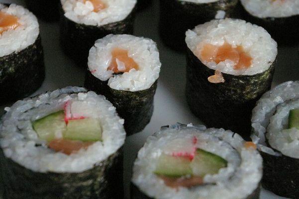 ich liebe sushi