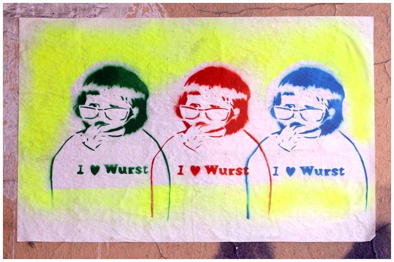 Ich liebe Wurst!