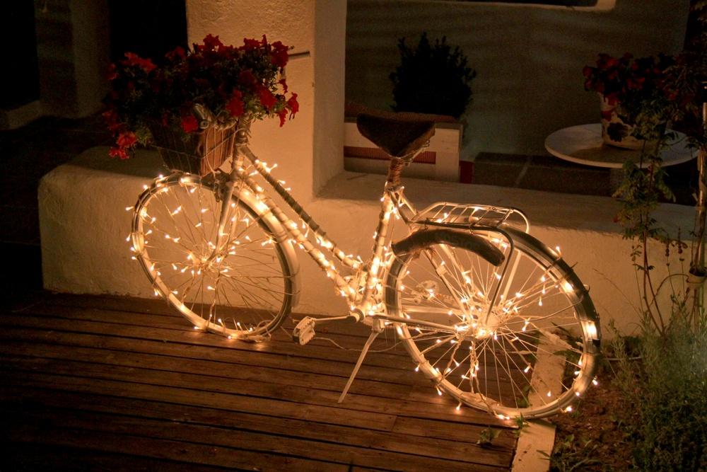 Ich mach' dir Licht ans Fahrrad
