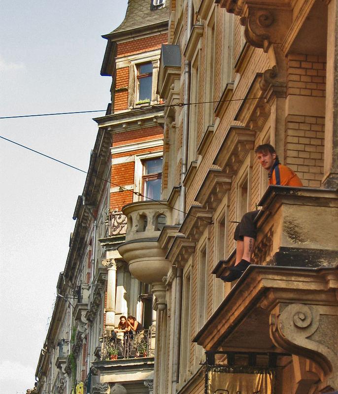 Ich mach Urlaub auf Balkonien