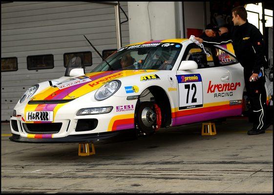 Ich mache Racing........Kremer Racing