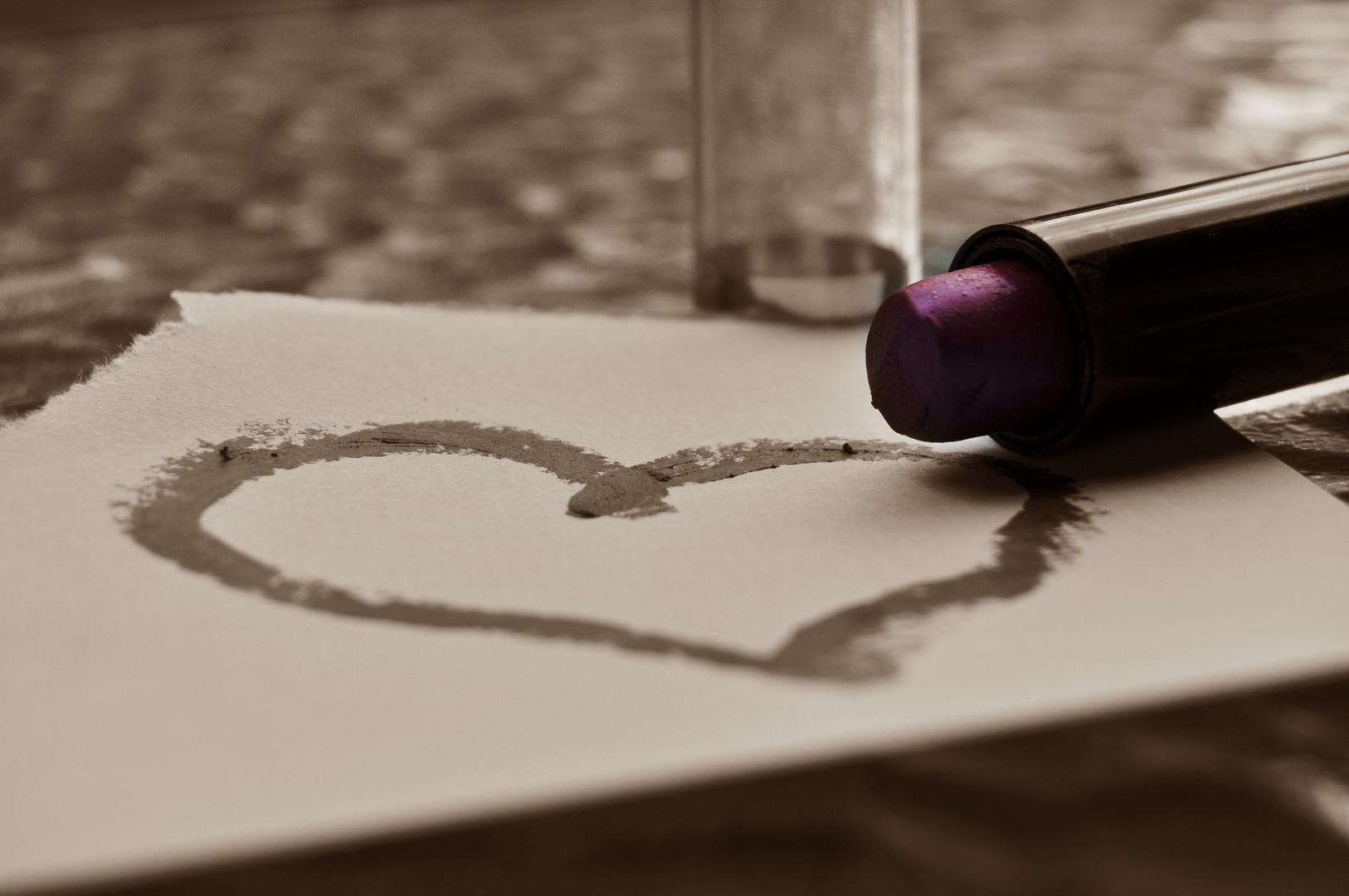 ich mag dich.