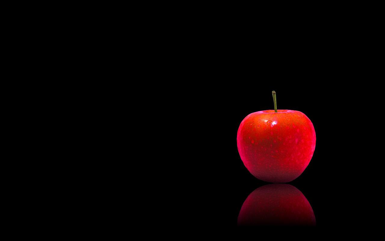 Ich mag keine Äpfel...