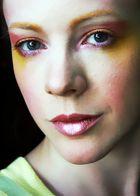 Ich male gerne in Gesichtern.