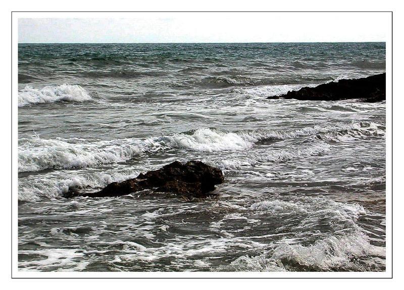 Ich muss ans Meer...