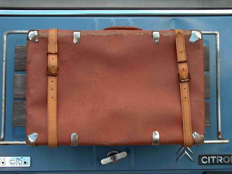 Ich packe meinen Koffer....