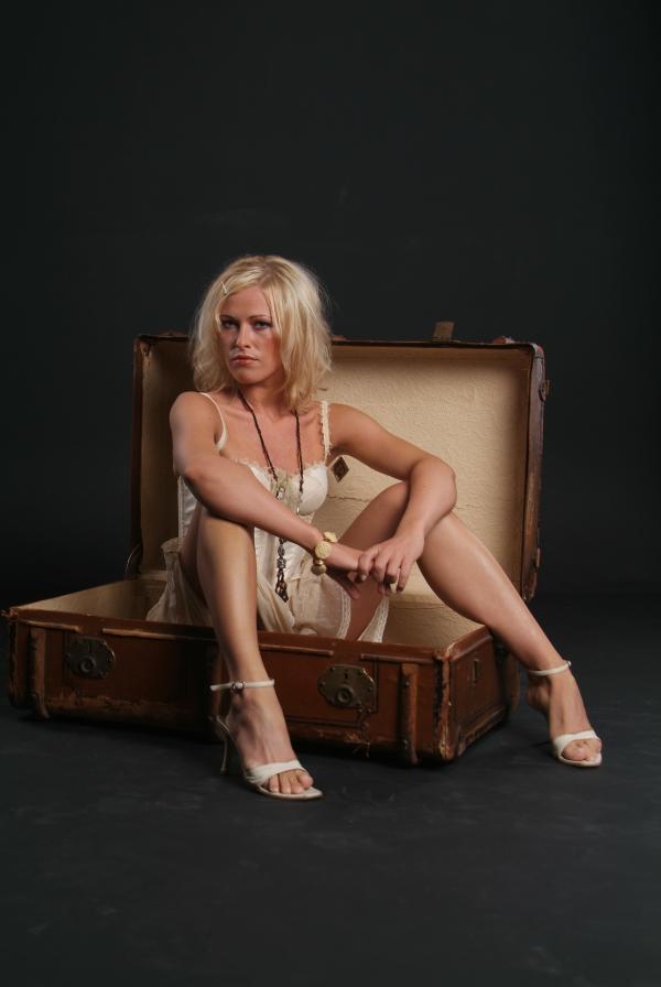 Ich packe meinen Koffer und...