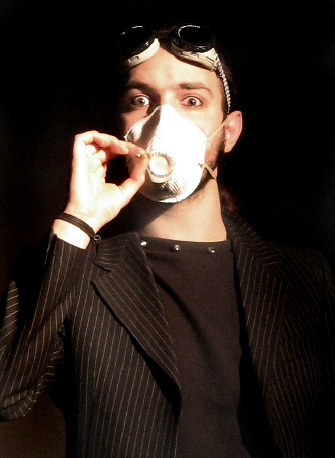 Ich rauche nur mit Filter