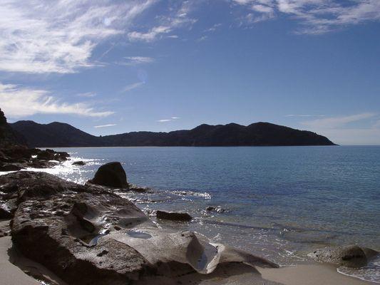 Ich schöner morgen ind NZ