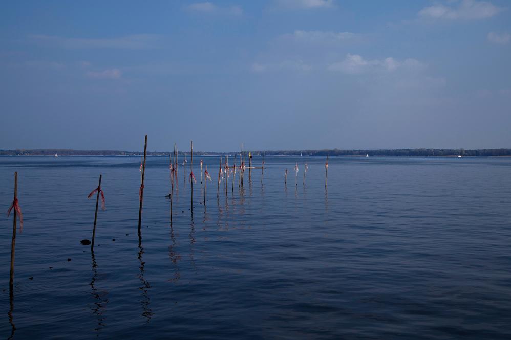 Ich seh´ den See