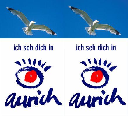 """ich seh dich in aurich (für die """"Kreuzblicker"""")"""