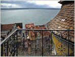 """""""Ich steh auf hohem Balkone am Turm"""""""