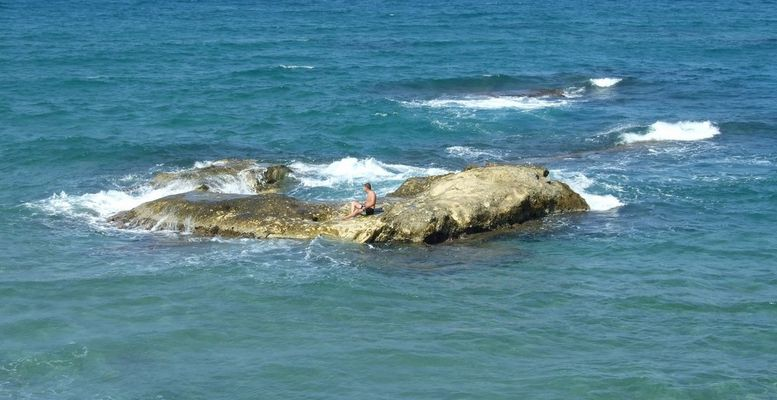 Ich und das Meer