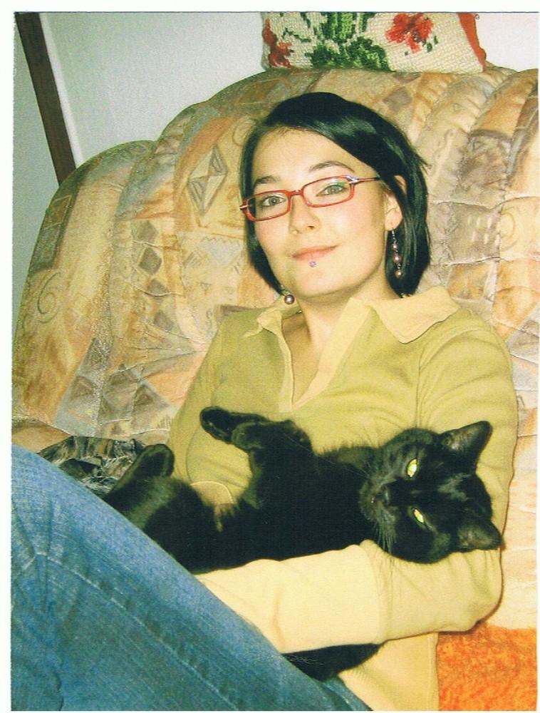 Ich und die Katze