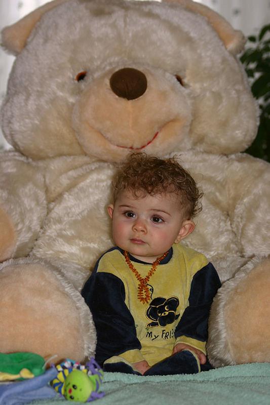 Ich und mein Bär
