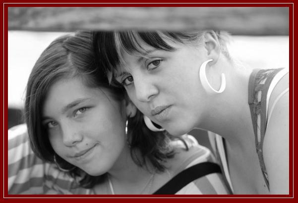 Ich und meine cousine