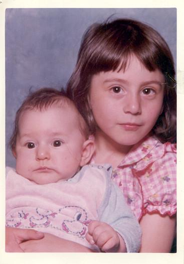 Ich und meine große Schwester