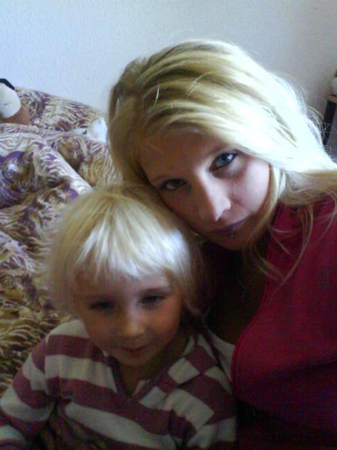 ich und meine kleine