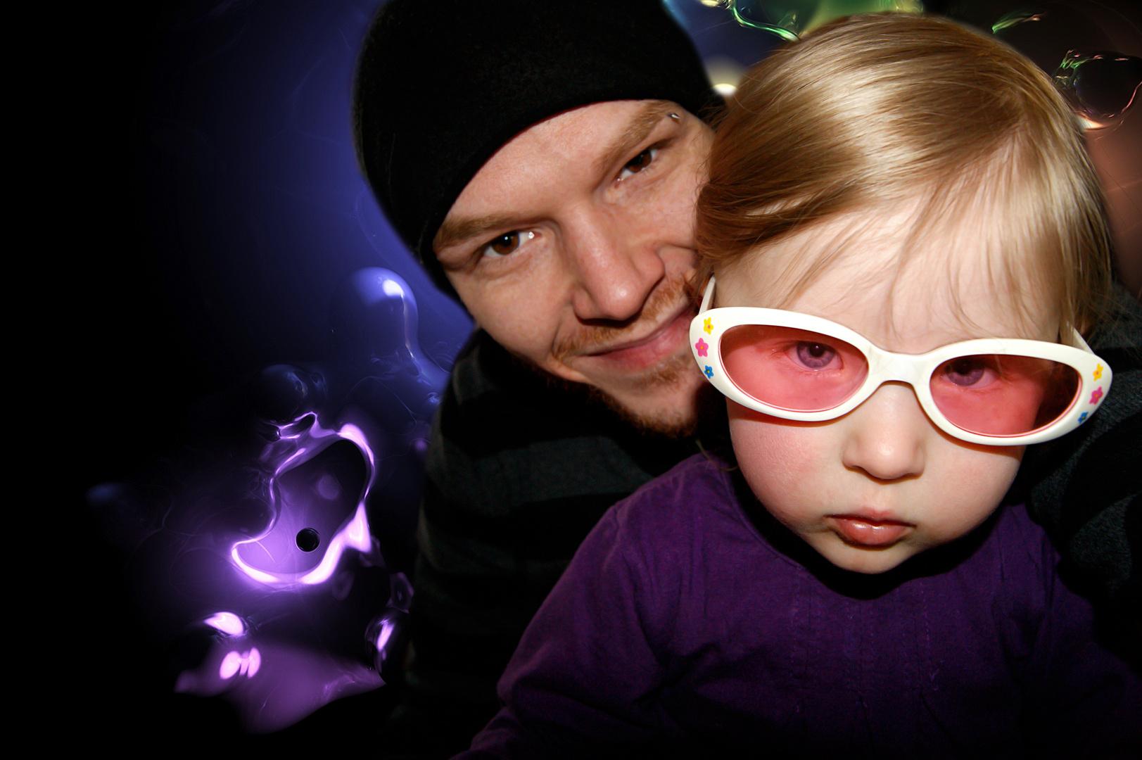 Ich und meine Nichte