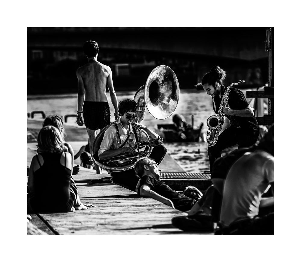 Ich und meine Tuba