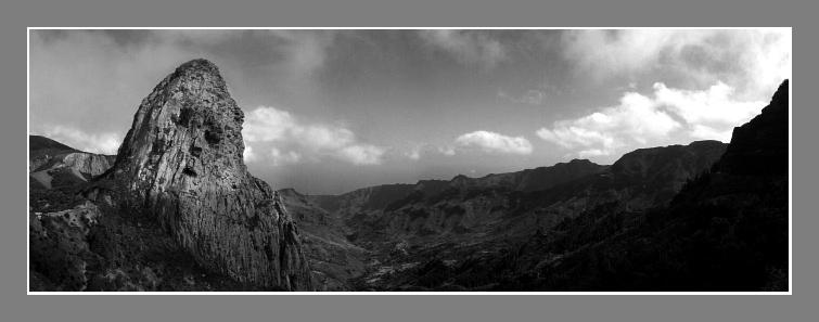 ich wache über La Gomera