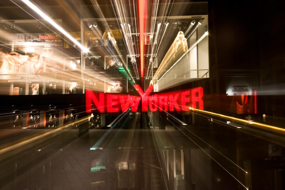 Ich war niemals im NewYorker