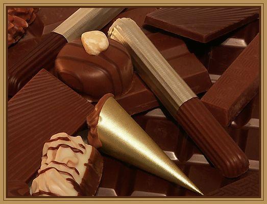 Ich WILL KEINE Schokolade
