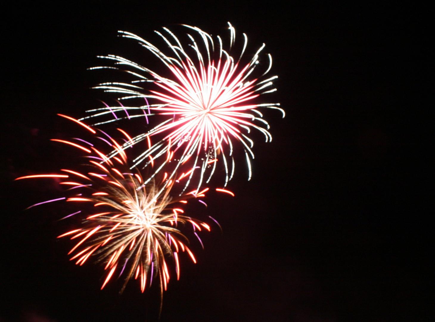 Ich wünsche allen ein glückliches neues Jahr 2011