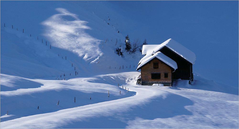 Ich wünsche Euch allen ein erfrischendes Winterwochenende