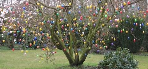Ich wünsche Euch allen schöne Osterfeiertage !