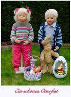 Ich wünsche euch ein schönes Osterfest