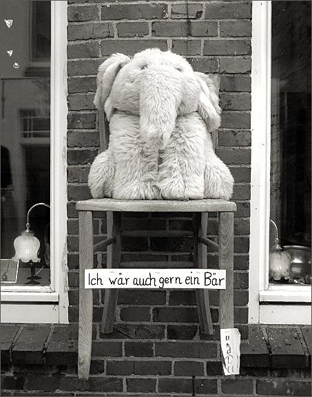ich wünsche mir ein teddy ! von Charito Gil