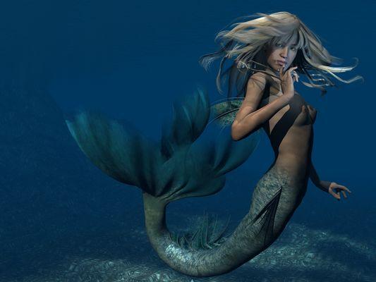 Ich würde gern' dein Seepferdchen sein