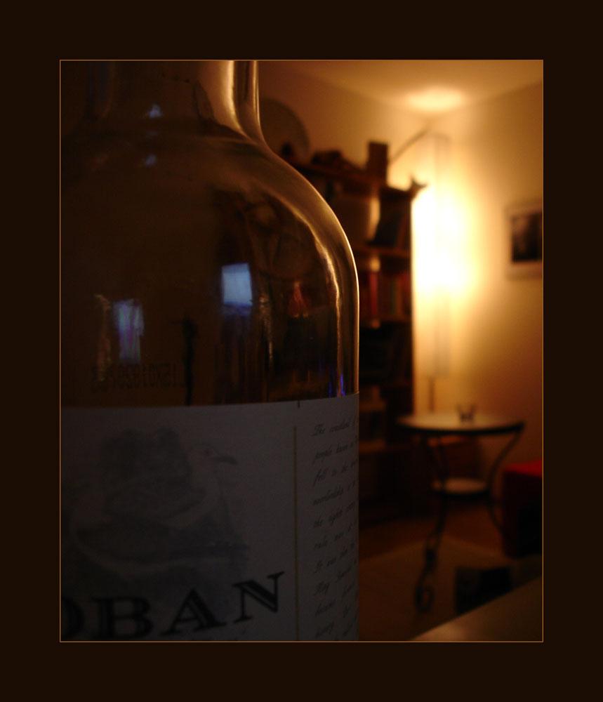 ich…und…vielleicht du...oder doch nur Scotch Whisky