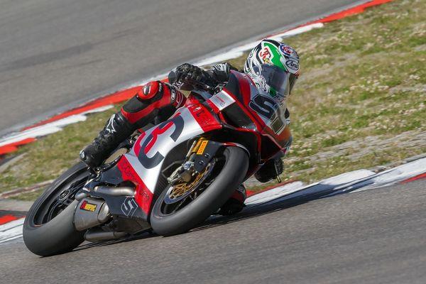 IDM Superbike 2015