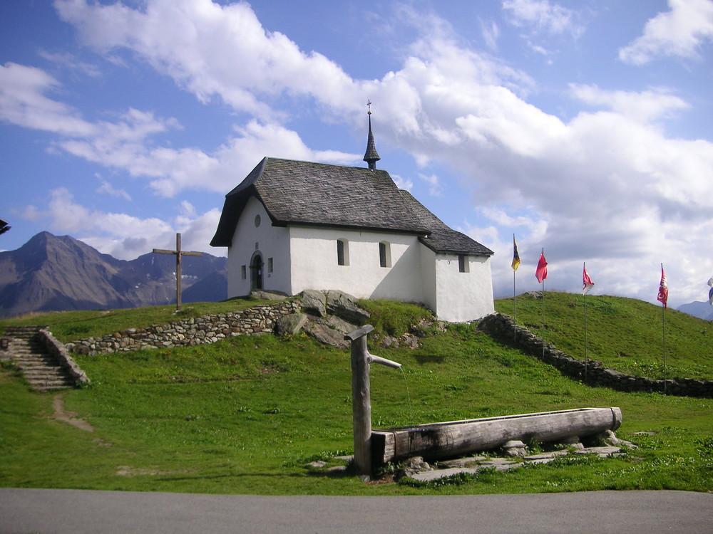 Idylische Kapelle Maria zum Schnee