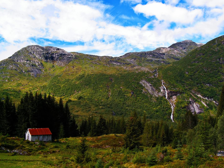 Idylle im Gebirge